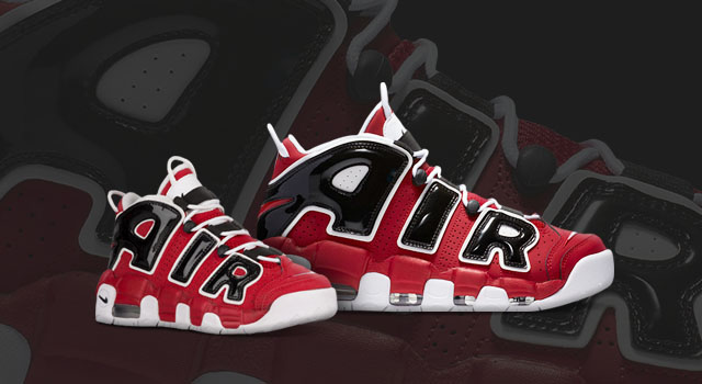 The Nike Air More Uptempo returns in the famous  Chicago  colorway this  weekend. Originally released in 2005 438605278
