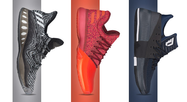 adidas is also rolling out new colorways of signature kicks just before the  spring and summer basketball tournaments begin. The Harden Vol. a73b485bc
