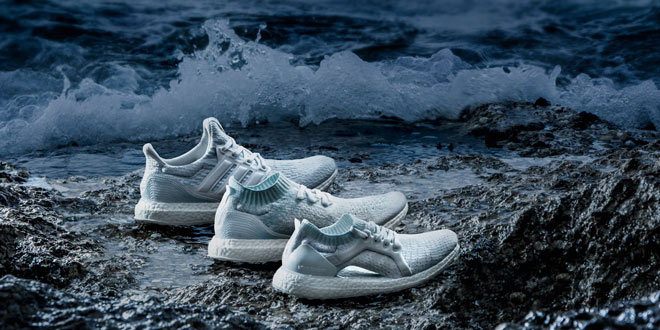the adidas X Parley Collection