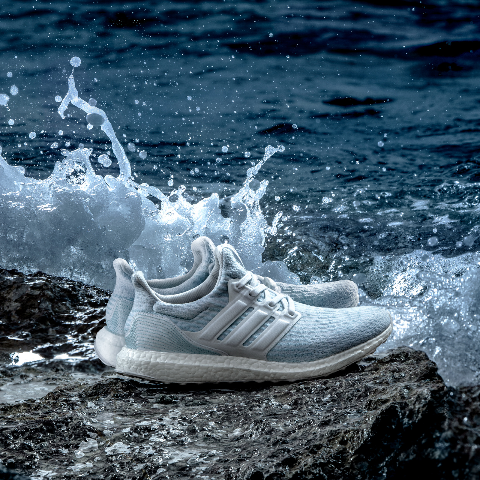 Style That Takes A Stand: adidas Parley Collection