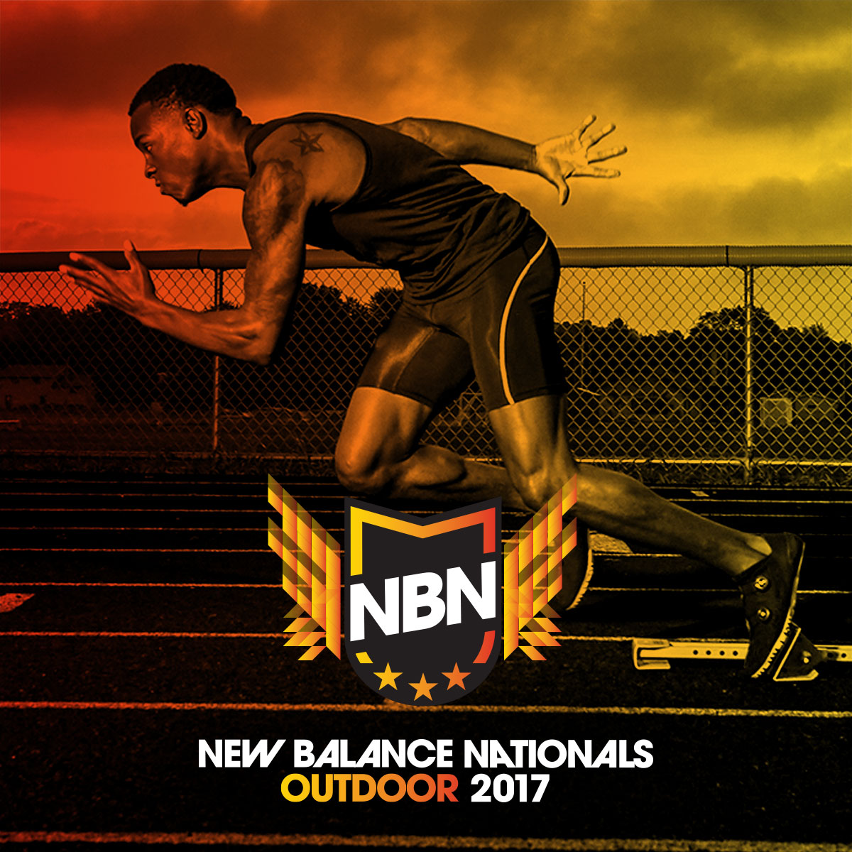 New Balance Nationals Outdoor 2017: The Eastbay Experience