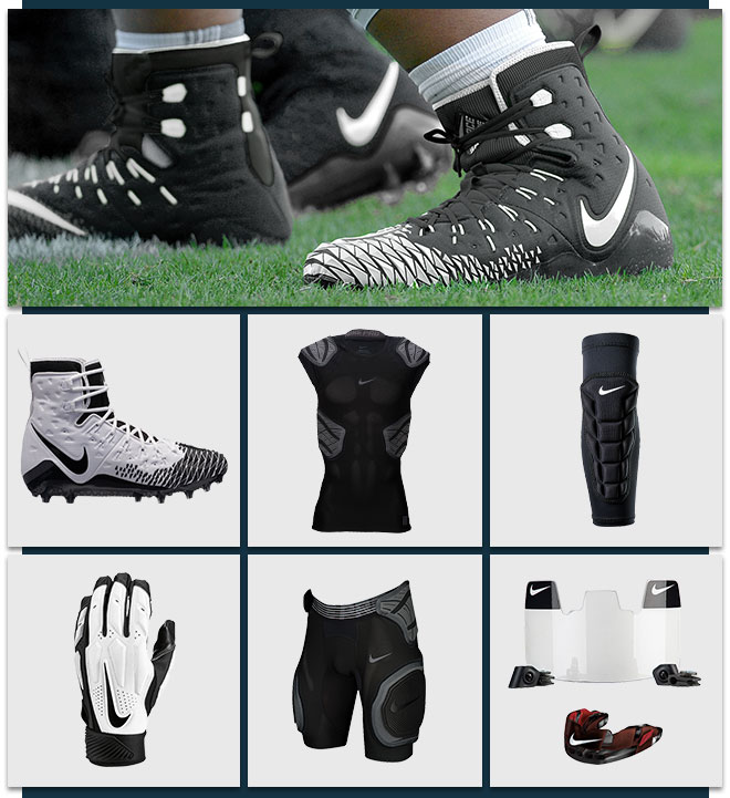 Best Football Gear by Position 2018 Nike Lineman