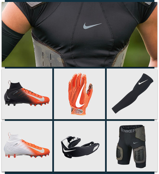 Best Football Gear by Position 2018 Nike Speed