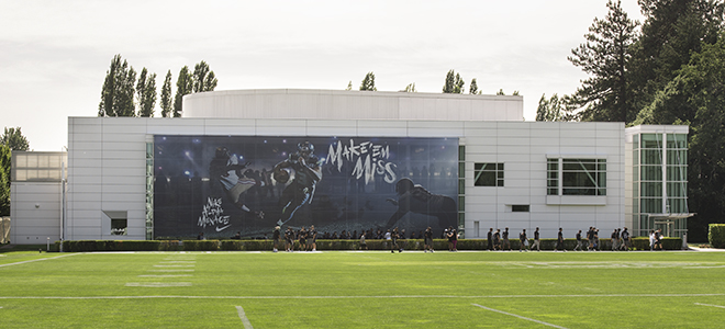 Nike The Opening