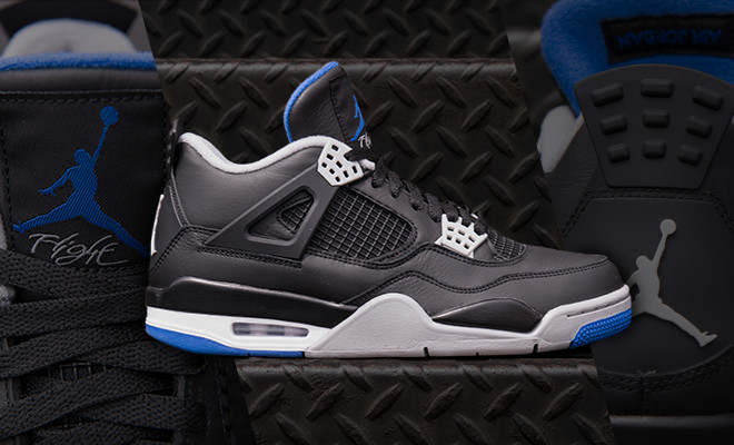 Jordan Retro 4 'Alternate Motorsport'