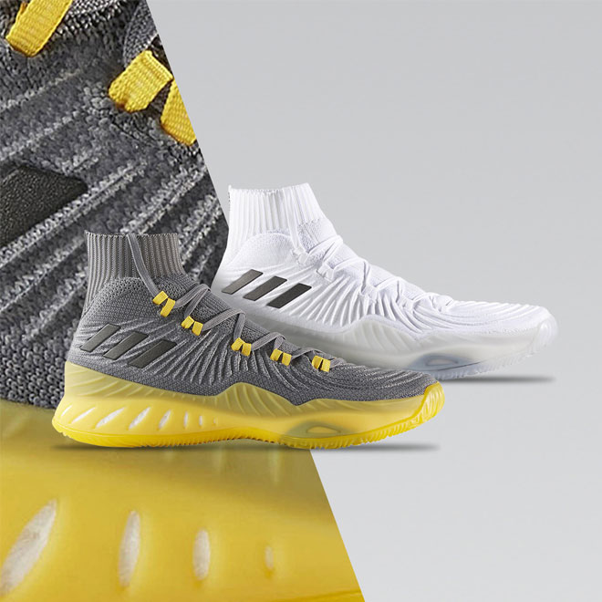 low priced a283a 87ae8 Inside The New Crazy Explosive 2017 Primeknit  Eastbay Blog  Eastbay Blog
