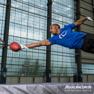 Watch Doug Baldwin's Plans For 2017