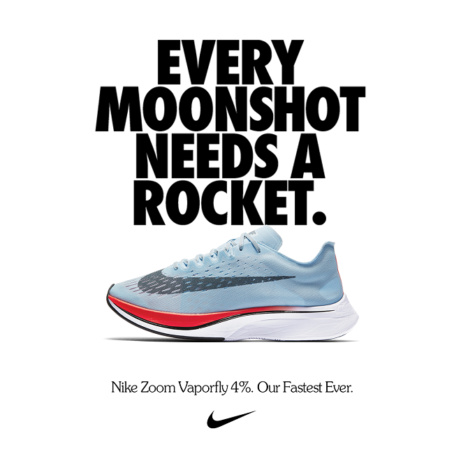 The Fast Get Faster: Nike Zoom Breaks The Mold