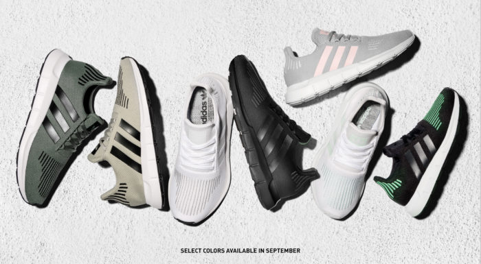 3Stripes Swift 5