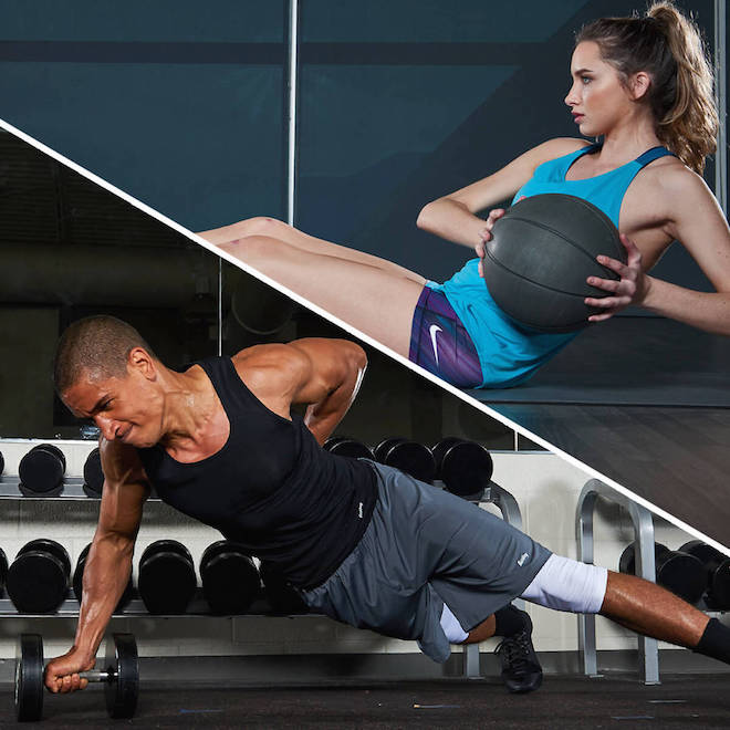 Get in shape with this 6-week full body workout plan | Eastbay