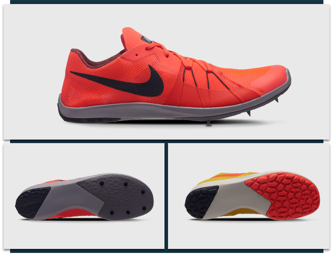Nike Zoom Forever XC And Waffle