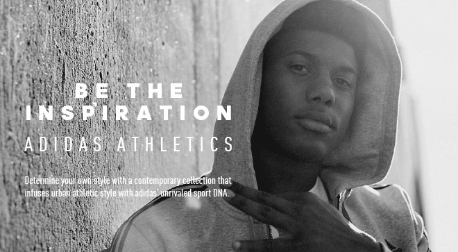 adidas Athletics Look Book 2