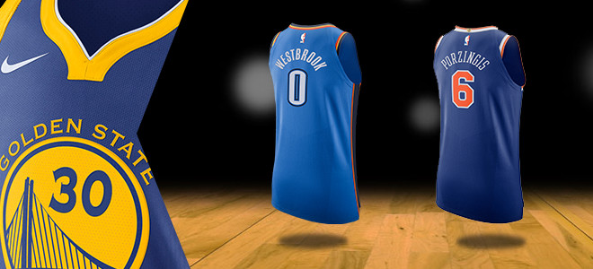 Nike Autherntic NBA Jersey