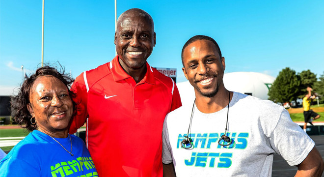 Carl Lewis Blog 1