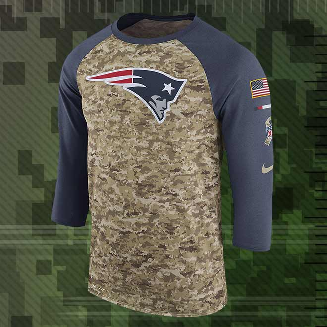 buy online 2351f 58913 November Is Here And That Means Nike NFL Salute To Service ...