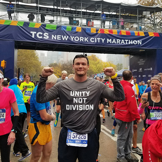 4 Steps For Running The New York City Marathon