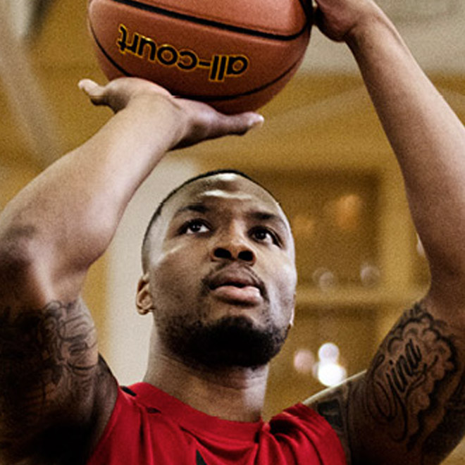 Damian Lillard: Lessons From Oakland