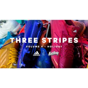 Three Stripes Baseball Featured