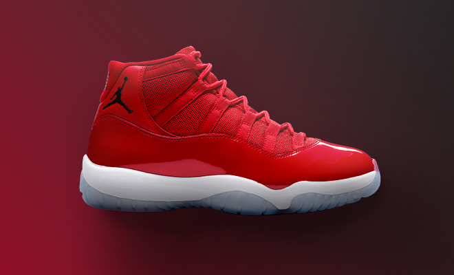 d26542cc1e4 12.7 Release Report: The Jordan Retro 11 'Win Like '96' is Finally ...