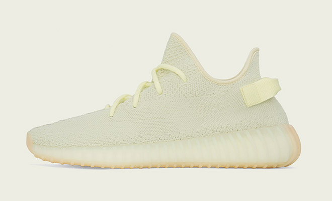 adidas Originals Yeezy Boost 350 V2 Butter 2
