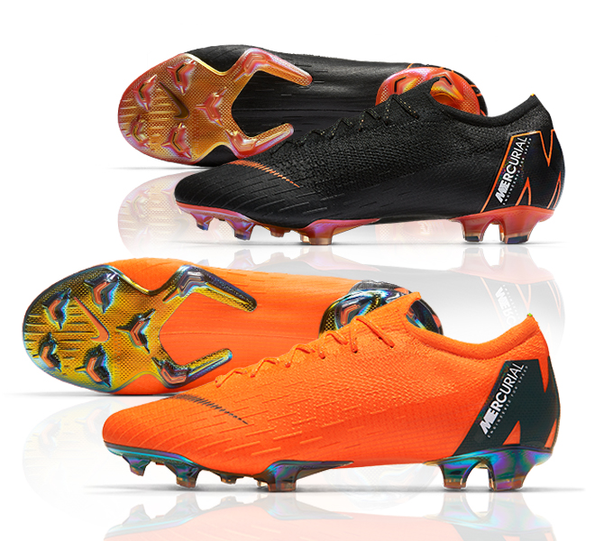 Nike Mercurial cleat