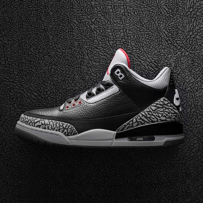 9e307c4bd4112a A Look Back  The Air Jordan 3  Black Cement