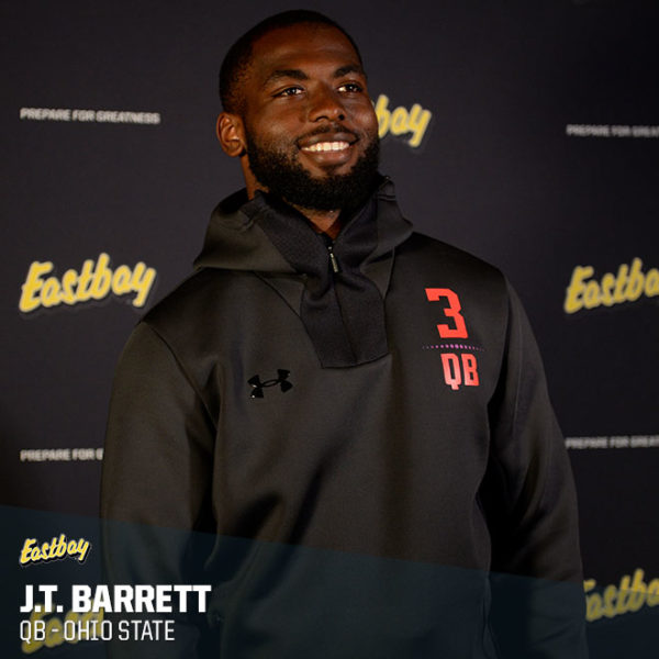 J.T. Barrett Featured