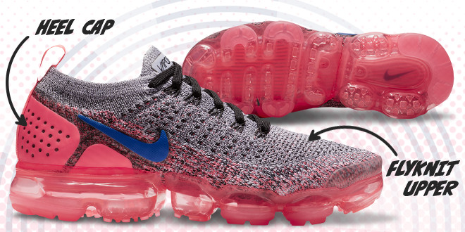 new product 8b84f 9cb47 3 Reasons You Need The New Nike Air VaporMax Flyknit 2   Eastbay Blog    Eastbay Blog