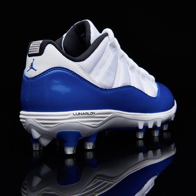 Jordan Retro 11 Football Cleats: The GOAT Joins The Huddle In , Michael Jordan changed the sneaker game forever when he stepped onto the court in the Air Jordan 11s. His new signatures were a perfect blend of style and performance — with revolutionary design touches, these kicks became one of the most beloved Jordan silhouettes of all time.