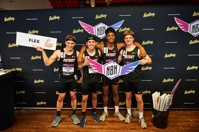 New Balance Nationals Indoor 6