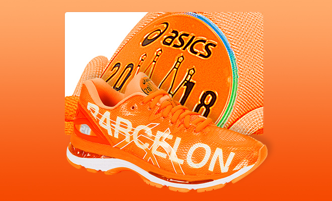 ASICS City Icons Pack 4