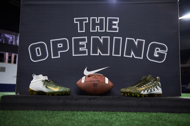 Nike The Opening Sign