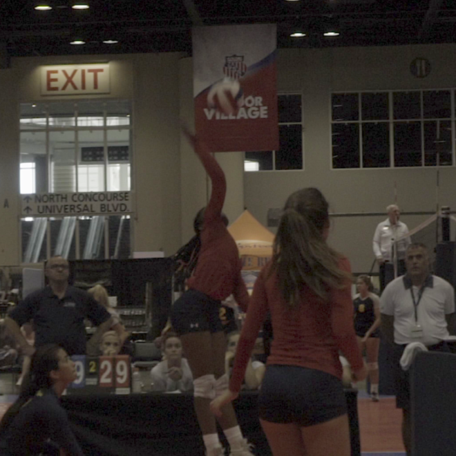 Live From The 45th AAU Girls' Junior National Volleyball Championships