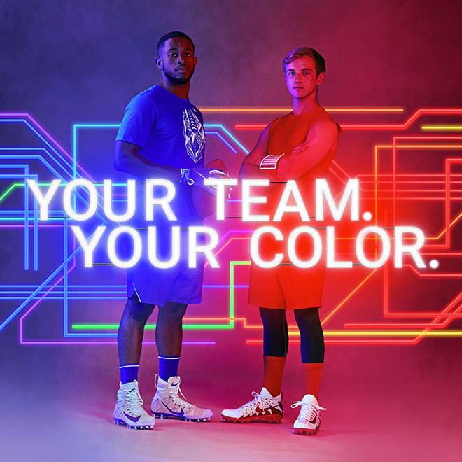 Color Up! It's Time To Gear Up For Fall Football