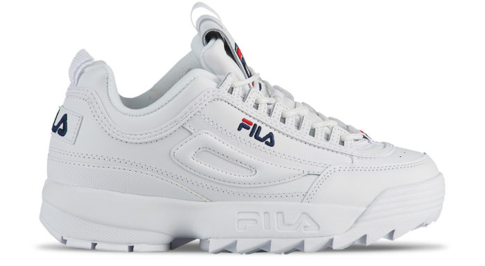 Top 10 Shoes FILA Disruptor