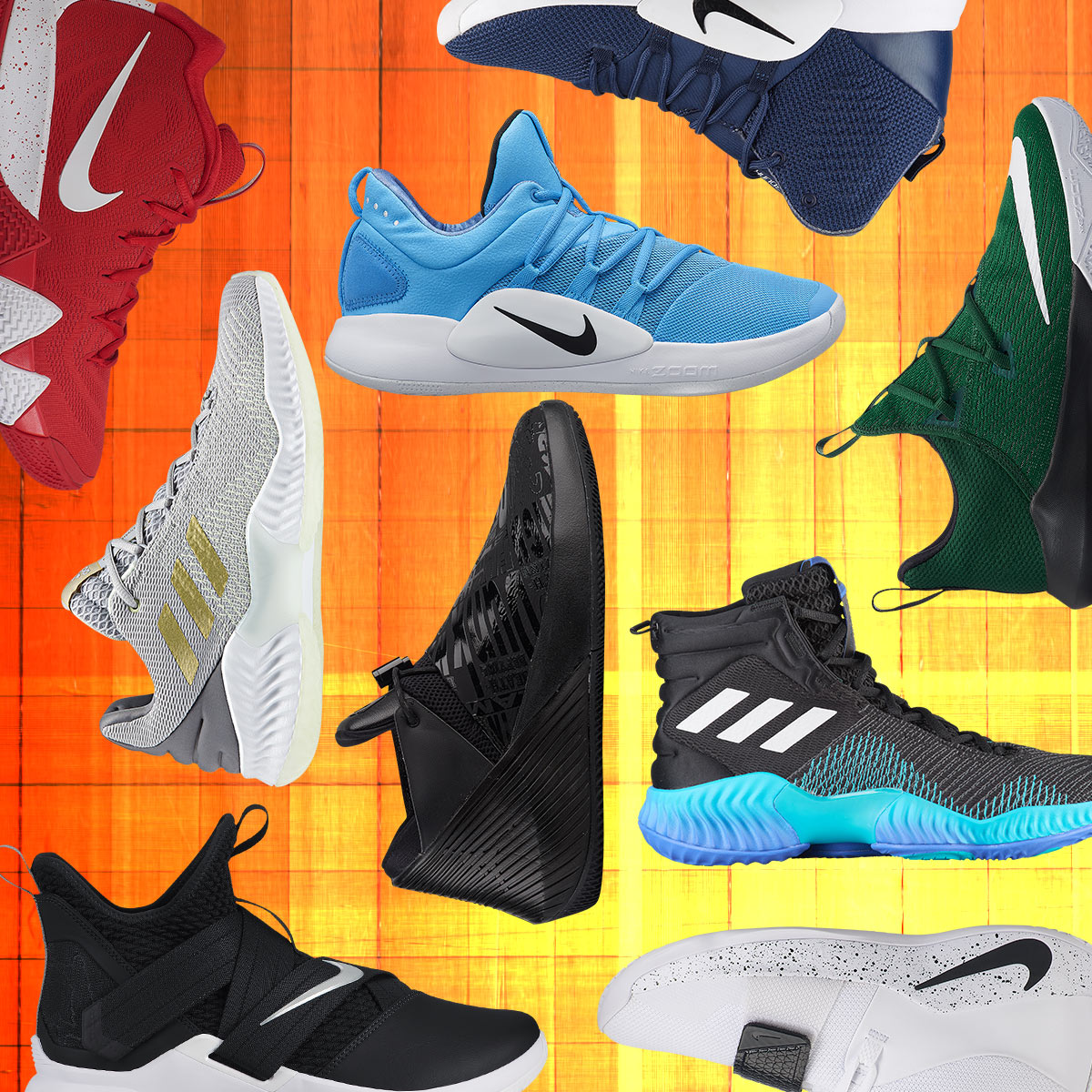Best Team Basketball Shoes Of 2018