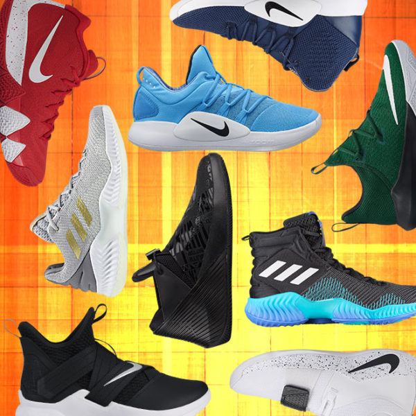 Best Team Basketball Shoes 2018
