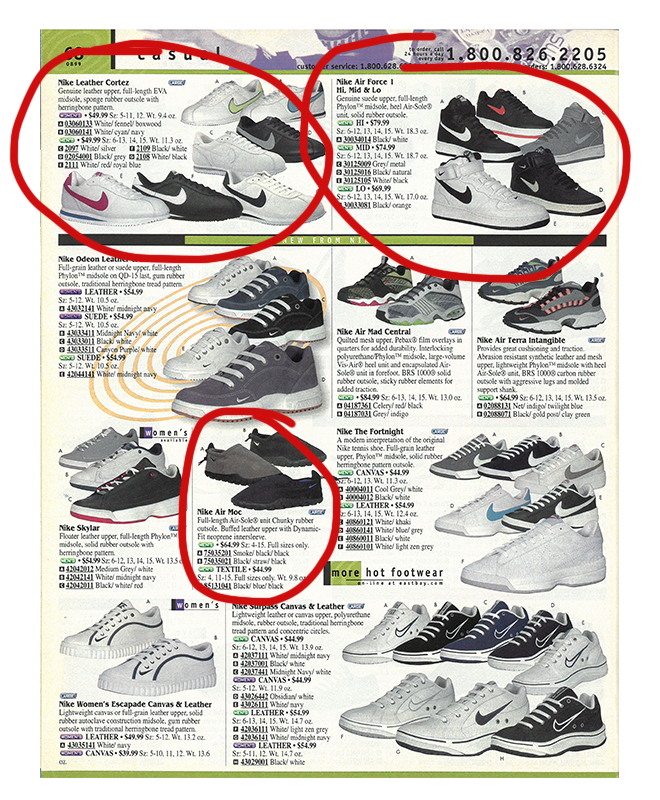 a82419ad60deb ... clearance nike stories august 1999 1b47a 6c0cb