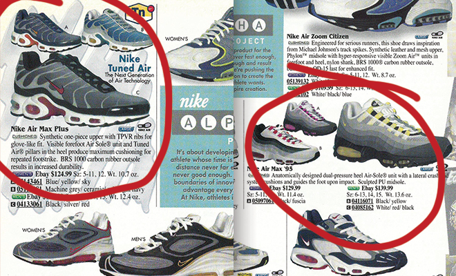 pick up 8d6bb 4c0d8 Eastbat Catalog Nike Stories
