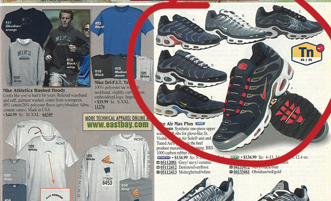 new product e4531 07dff Eastbay Catalog Nike Stories