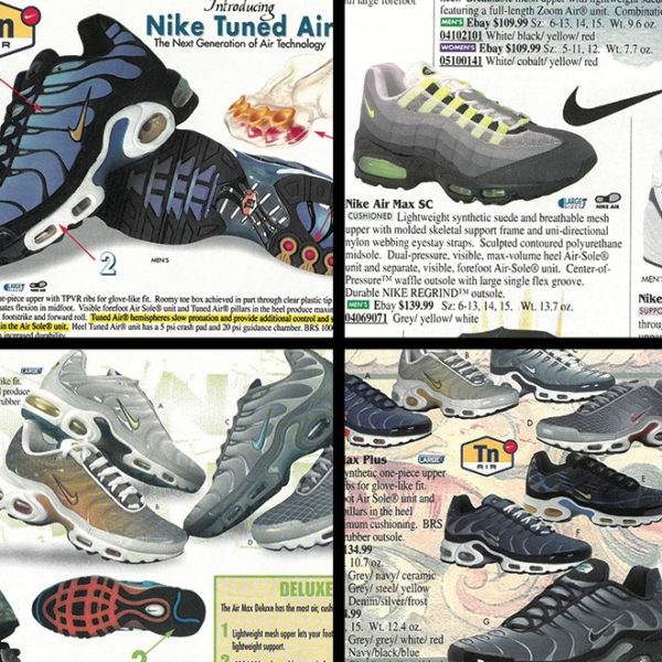 cdf8e562fd A Look Back: Nike Air Max Running in 1998 | Eastbay Blog : Eastbay Blog