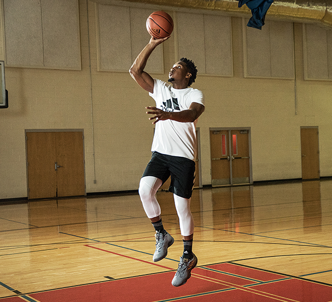 Q&A With Donovan Mitchell