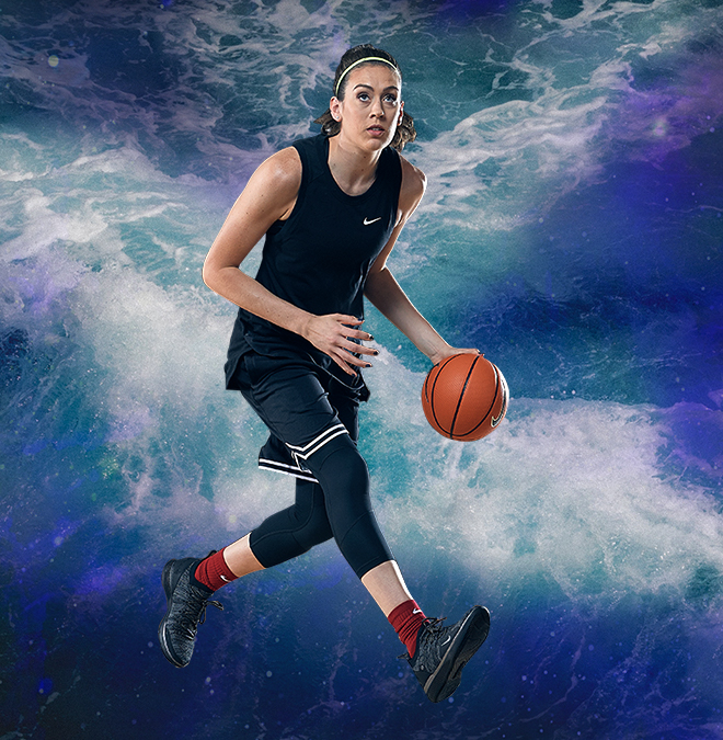 Diana Taurasi is a tsunami on the court