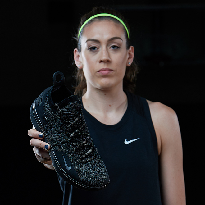 Breanna Stewart and the KD 11