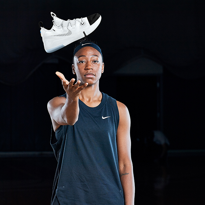 Jewell Loyd and the Kobe AD
