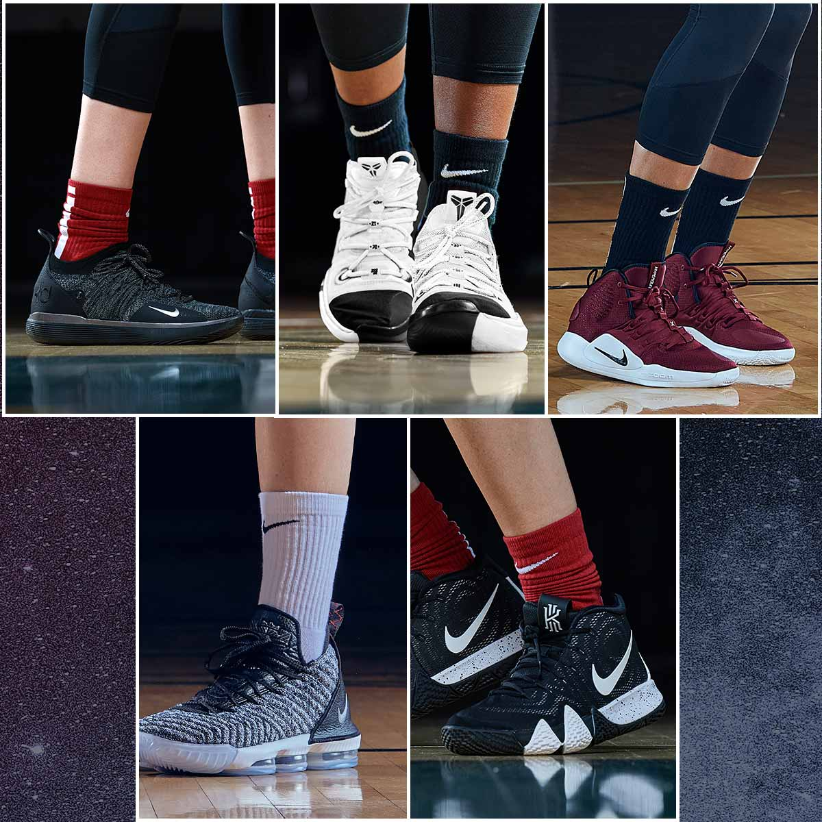 WNBA Nike Forces Of Nature