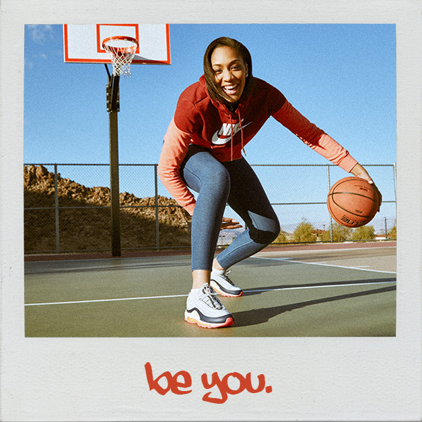 A'ja Wilson - Be you.