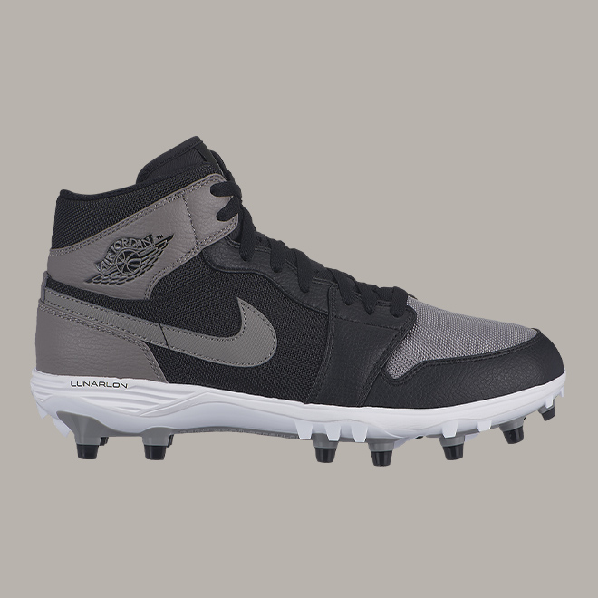 AJ1 cleat grey
