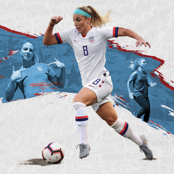 Julie Ertz Featured Image