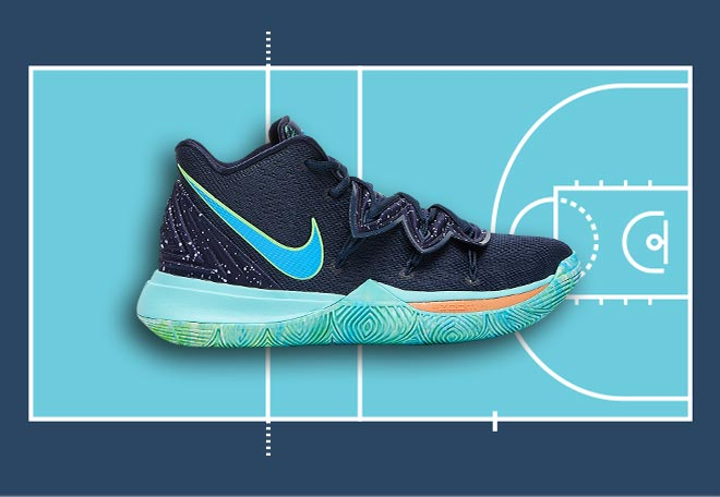 Kyrie 5 Basketball Shoe for Volleyball